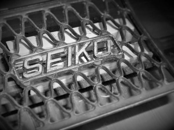 SEIKO TE-2
