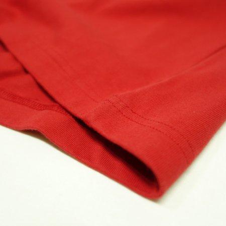裾も2本針縫製