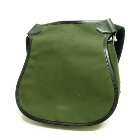 帆布カートリッジバッグ-正面