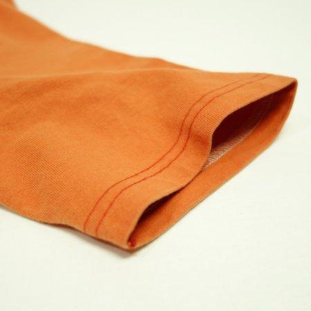 袖口は2本針で縫製