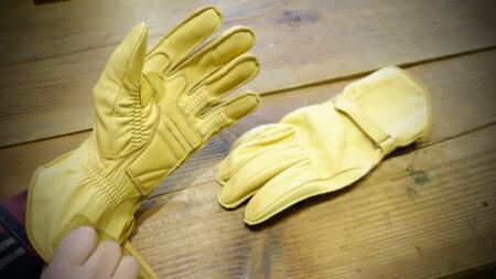 Belted Glove