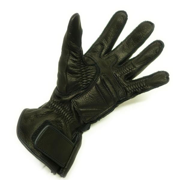THREELEGS Belted Glove (black)