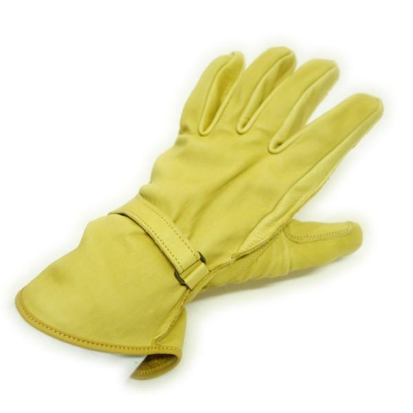 THREELEGS Belted Glove (beige)