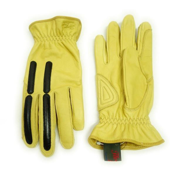 THREELEGS 2Line Glove (beige)