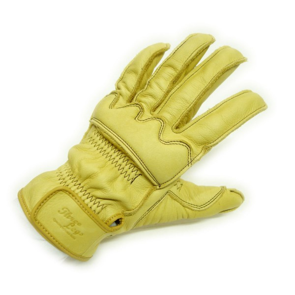 THREELEGS Gripping Glove (beige)