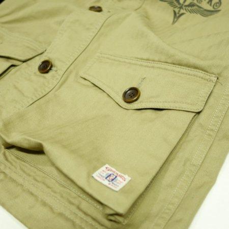マチ付のフラップポケット