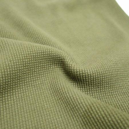 凸凹の表面のサーマル素材